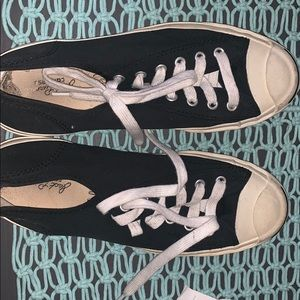 Jack Purcell Black & White